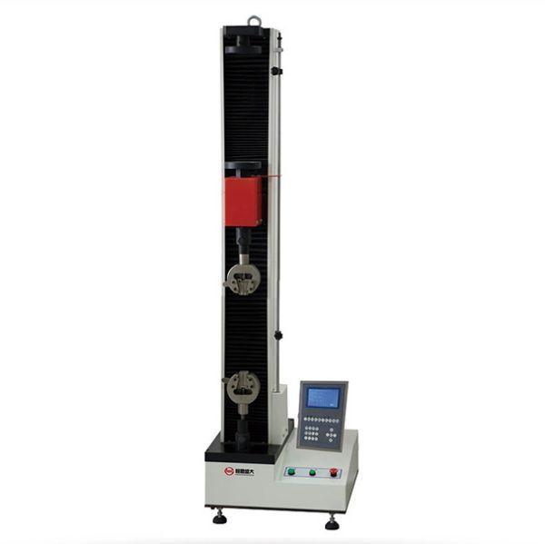单立柱数显万能材料试验机