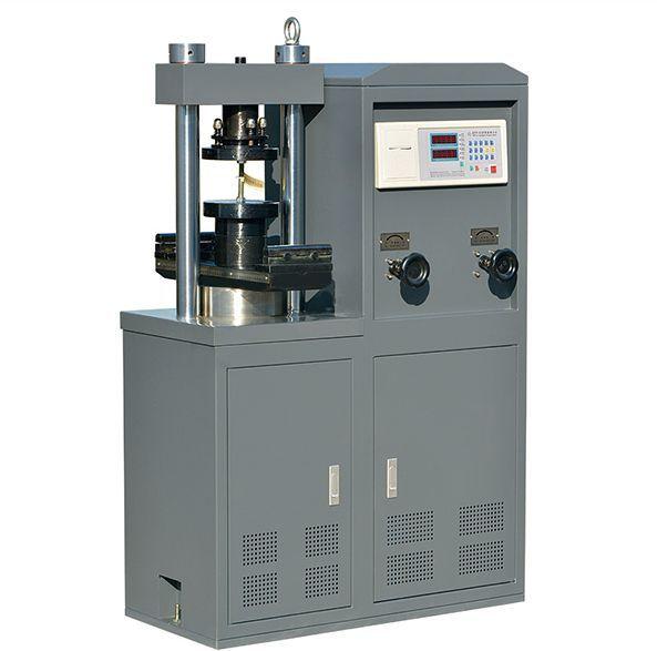 数显式YES-300YD烟道专用压力试验机 排气道压力试验机 检测中心专用