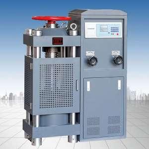 微机控制铁矿球团压力试验机
