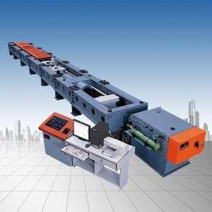 1000KN-100吨微机控制电液伺服卧式拉力试验机